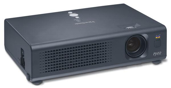 ViewSonic PJ452 Projector