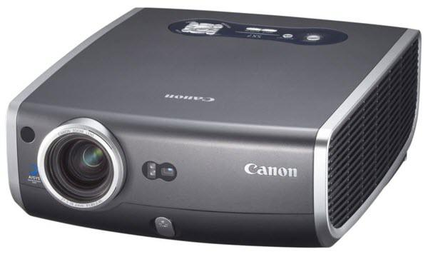 Canon REALiS SX6 Projector