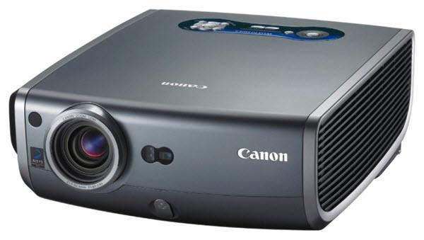 Canon REALiS X600 Projector