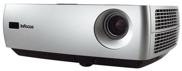 InFocus IN24 Projector
