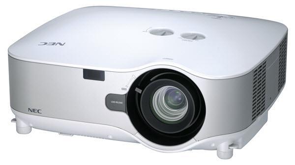Nec Projectors Nec Np2000 3 Lcd Projector border=