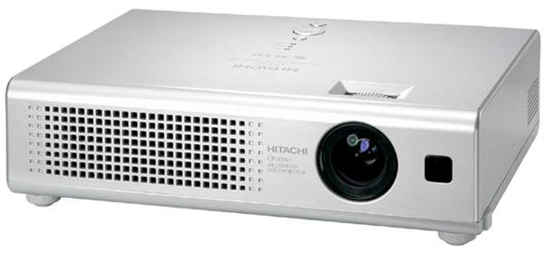 Hitachi CP-RX61 Projector