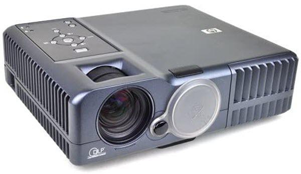 HP mp3320 Projector