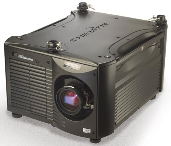 Christie Roadster S+20K Projector