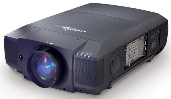 Christie LX120 Projector