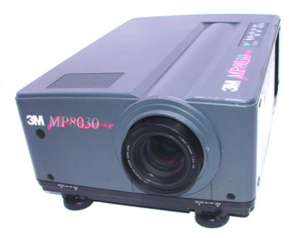 3M MP8030 Projector