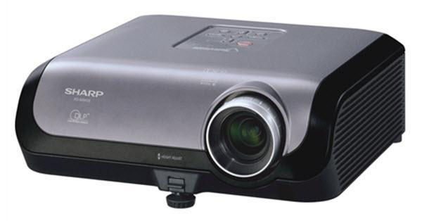 Sharp XG-MB67X Projector