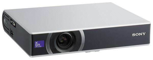 Sony VPL-CX21 Projector