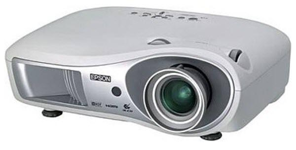 Epson PowerLite Home Cinema 400 Projector