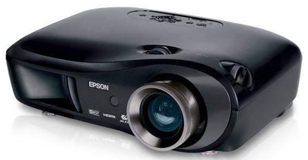 Epson PowerLite Pro Cinema 810 Projector