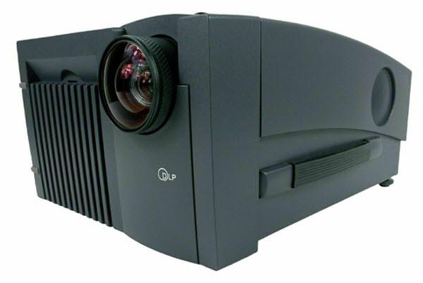 nView Diamond D465Z Projector