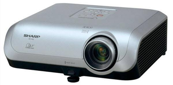 Sharp XR-10SL Projector