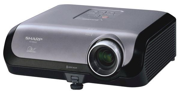 Sharp PG-MB56X Projector