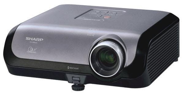 Sharp PG-MB66X Projector