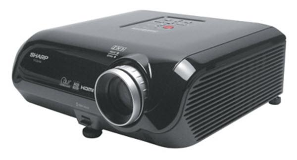 SharpVision XV-Z3100 Projector