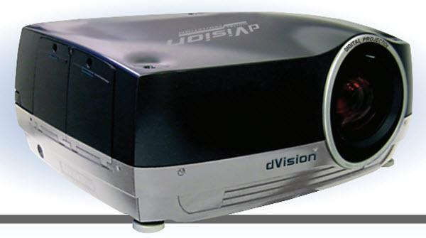 Digital Projection dVision 30 sx+ Projector
