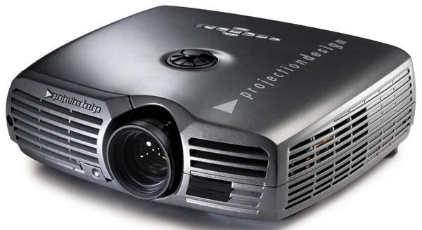 projectiondesign F20 SX+ Projector
