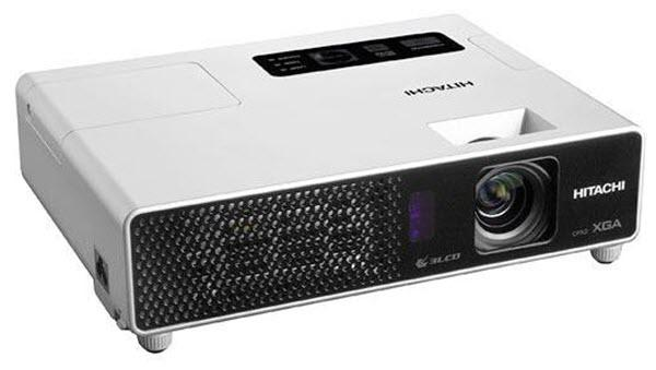 Hitachi CPX2 Projector