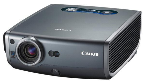 Canon XEED SX60 Projector