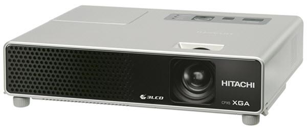 Hitachi CPX5 Projector