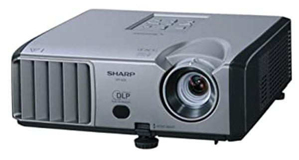 Sharp XR-40X Projector