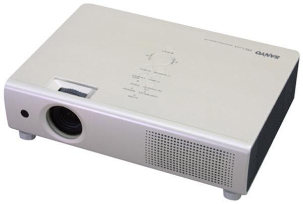 sanyo projectors sanyo plc xu101 3 lcd projector. Black Bedroom Furniture Sets. Home Design Ideas