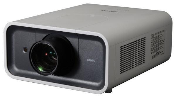 sanyo projectors sanyo plc xp100l 3 lcd projector. Black Bedroom Furniture Sets. Home Design Ideas