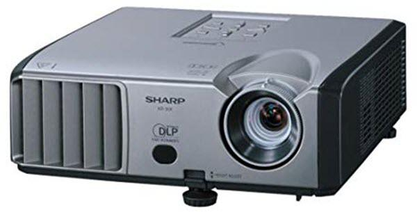 Sharp XR-30X Projector