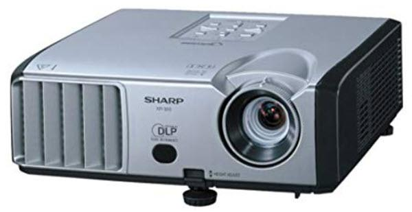 Sharp XR-30S Projector