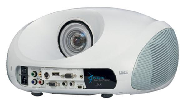3M Digital Media System 710 Projector