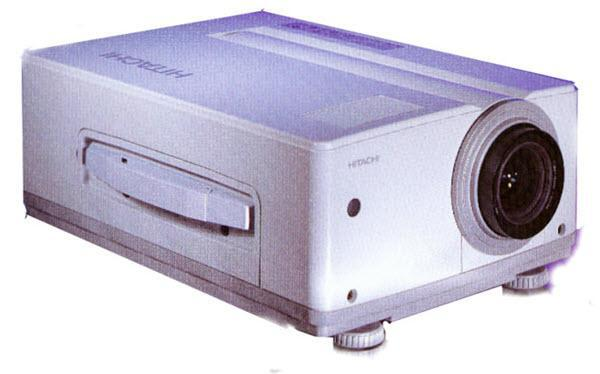 Hitachi CP-L500 Projector