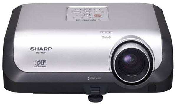 Sharp PG-F320W Projector