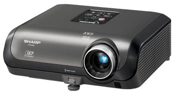 Sharp PG-F310X Projector
