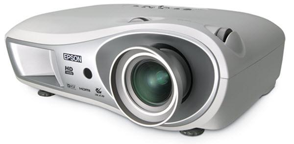 Epson Ensemble HD-720 Projector