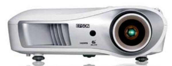 Epson Ensemble HD 1080 Projector