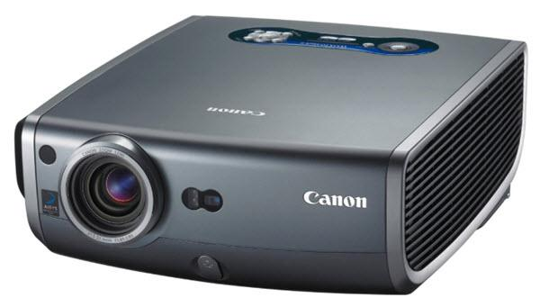Canon REALiS SX7 Projector