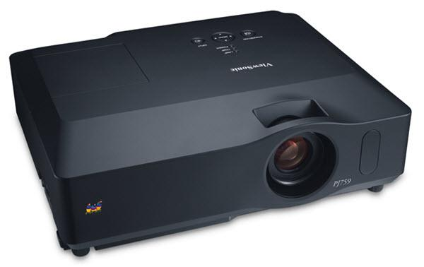 ViewSonic PJ759 Projector