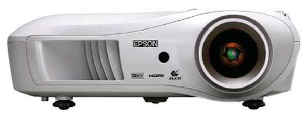 Epson PowerLite Home Cinema 720 Projector