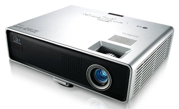 LG DX130-JD Projector