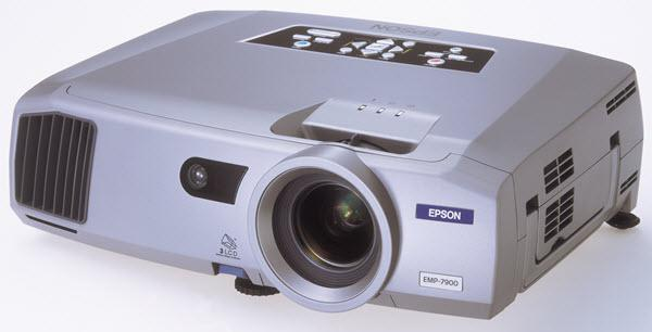 Epson Europe EMP-7900 Projector