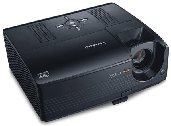 ViewSonic PJ557D Projector