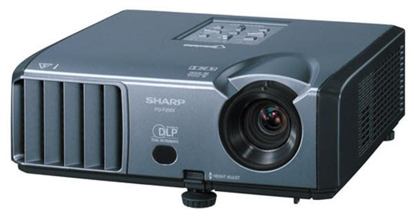 Sharp PG-F200X Projector