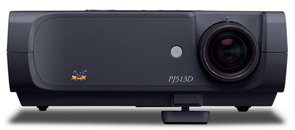 ViewSonic PJ513D Projector
