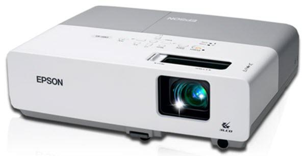Epson PowerLite 822+ Projector