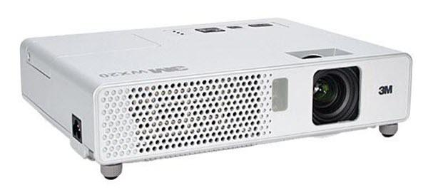 3M WX20 Projector