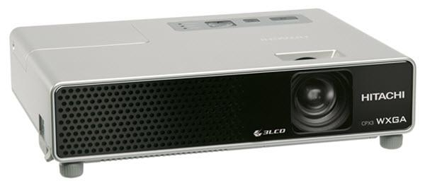 Hitachi CPX3 Projector