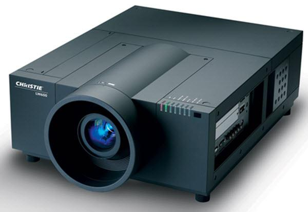 Christie LW600 Projector