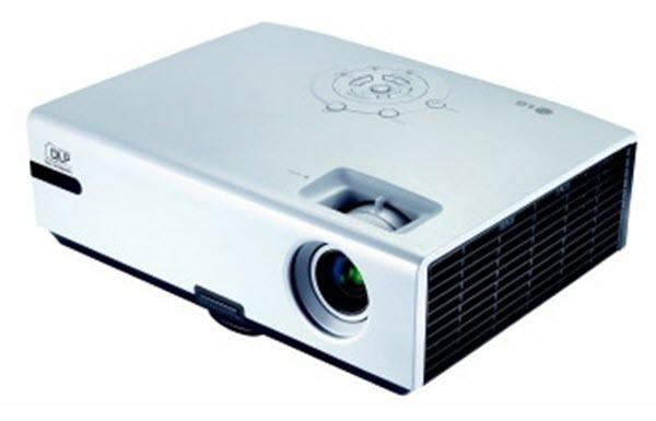 LG DS420 Projector