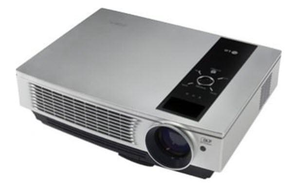 LG DX540 Projector