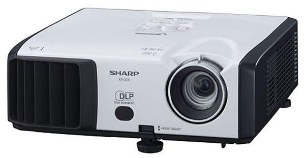 Sharp PG-F312X Projector